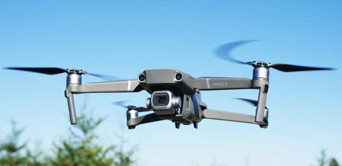 Empresa de drones y fotografía aérea
